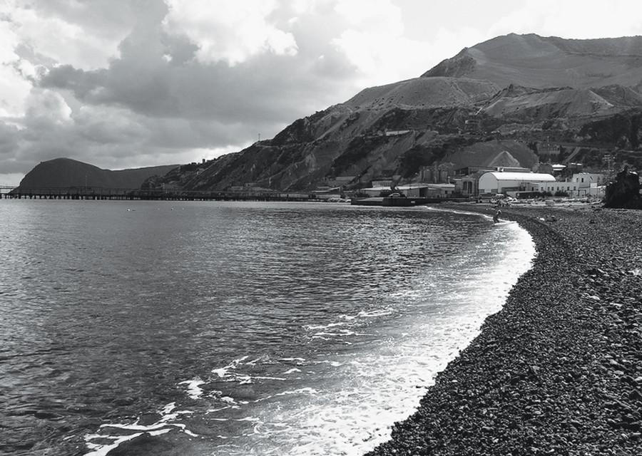 spiaggia di Porticello